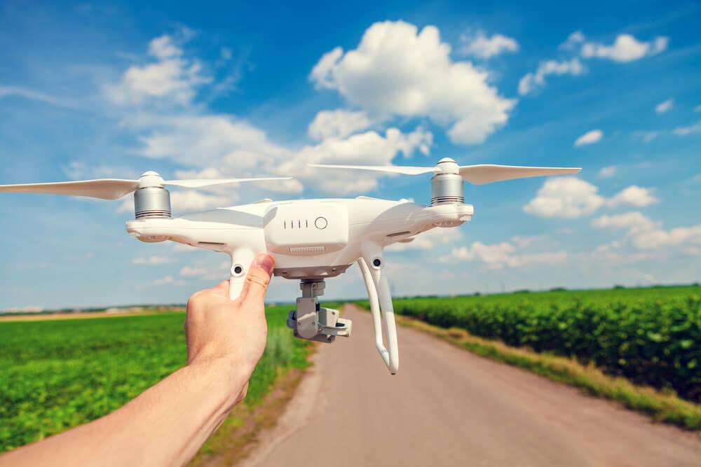 Entenda como é feito o cadastro de drone na ANAC