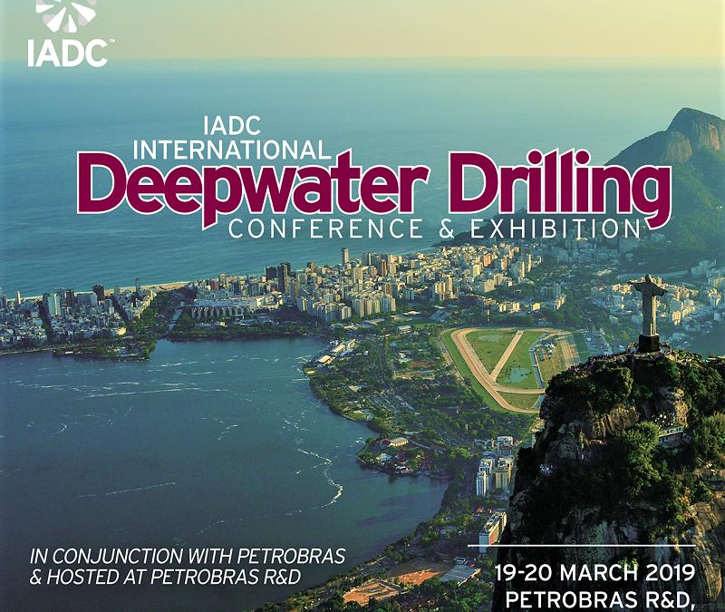 DR1 Inspeções participa da Conferência IADC International Deepwater Drilling